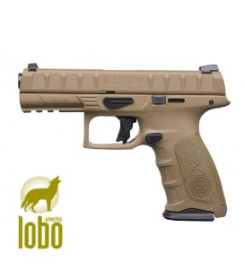 PISTOLA BERETTA APX TACTICAL CAL/9 MM