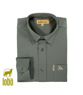 CAMISA VERNEY-CARRON STRETCH GROUSE