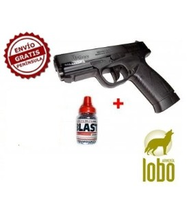 PISTOLA BERSA PACK BP9CC BLOWBACK C/4.5