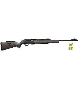 RIFLE SEMIAUTOMATICO BROWNING BAR MK3 COMPOSITE BROWN HAND COCKING THREADED C/308WIN,30-06,300WM,9,3X62