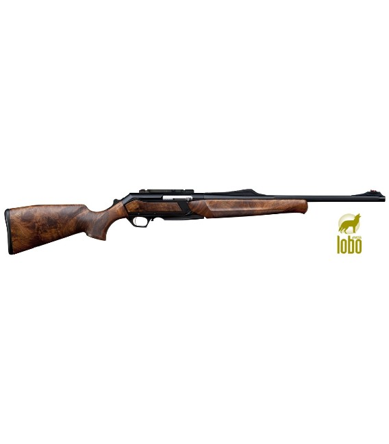 RIFLE SEMIAUTOMATICO BROWNING ZENITH WOOD FLUTED HAND COCKING C/30-06,300WM,9,3X62
