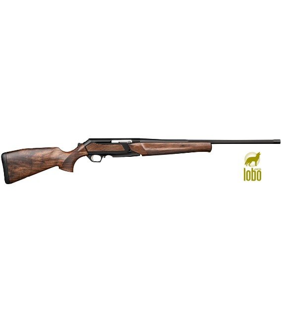 RIFLE SEMIAUTOMATICO BROWNING ZENITH WOOD FLUTED HAND COCKING AFFUT THREADED C/30-06,300WM