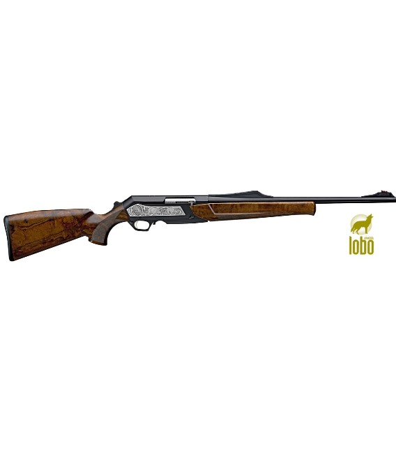 RIFLE SEMIAUTOMATICO BROWNING ZENITH BIG GAME FLUTED HAND COCKING C/30-06,300WM