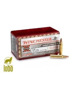 WINCHESTER 17 HMR 20G ( CAJAS DE 50)