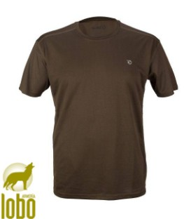CAMISETA GAMO T-TECH M/C GREEN FOREST