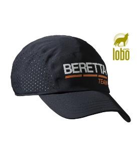 GORRA BERETTA BT081 NEGRO T/U