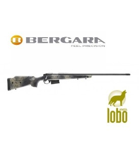 BERGARA B14 WILDERNESS TERRAIN CAL/6,5 CREED, 6,5 PRC, 308 WIN, 300 WIN MAG, 300 PRC