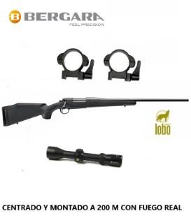 BERGARA B14 SPORTER C/270-3006-7MM RM + MONTURAS DESMONTABLES + VISOR NIKKO STIRLING 1,5-6X44 REGALO FUNDA
