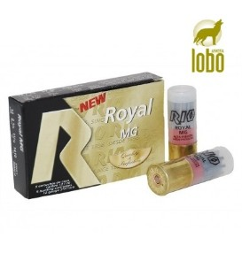 BALA ROYAL MG NEW (5 UNIDADES)