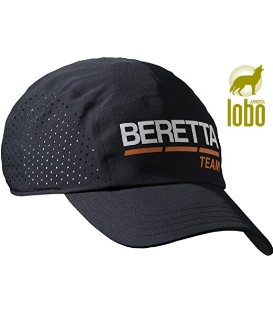 GORRA BERETTA BC781 NEGRO