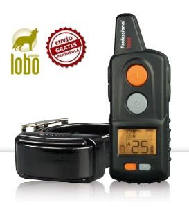 RADIO COLLAR EDUCATIVO DOGTRACE PRO 1000 NEGRO