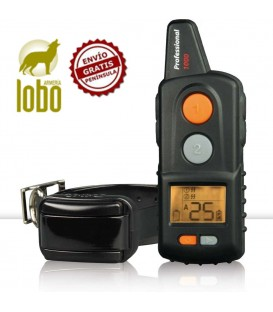 RADIO COLLAR EDUCATIVO DOGTRACE PRO 1000 MINI NEGRO