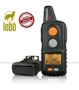 RADIO COLLAR EDUCATIVO DOGTRACE PRO 1000 ONE NEGRO