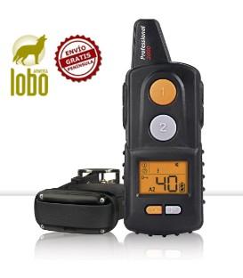 RADIO COLLAR EDUCATIVO DOGTRACE PRO 2000 ONE NEGRO