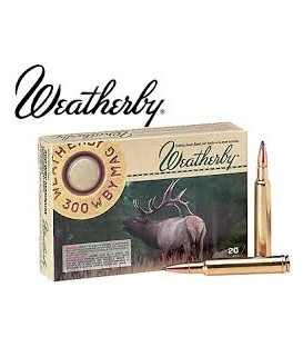 WEATHERBY 300 WBY MAG ULTRA HIGH VEL180G