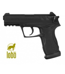 PISTOLA GAMO C-15 BLOWBACK BB'S C/4.5