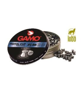 BALINES GAMO PISTOL-CUP PARA PISTOLA C/4.5